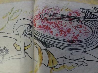 menina e sua primeira menstruação