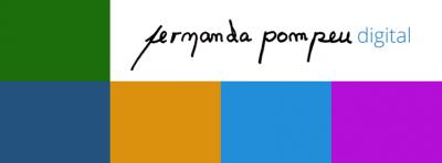 Logo Fernanda Pompeu Digital