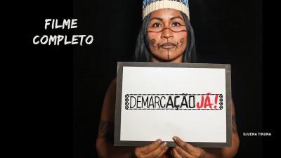 Foto promocional do Demarcação Já
