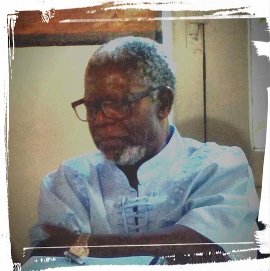 Kabengele Munanga Arquivo pessoal