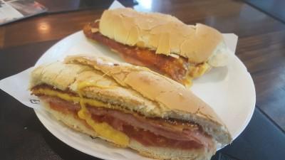 o histórico sanduíche Bauru