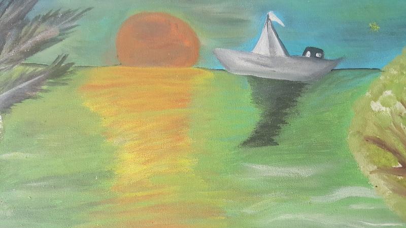 Miraflores nau à deriva