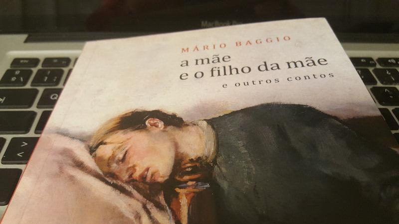 Recorte da capa do livro