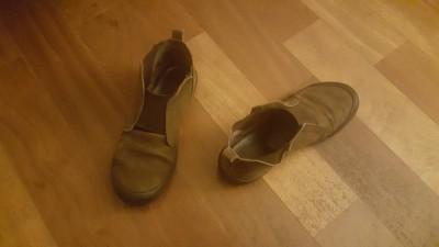 botas de é guerra