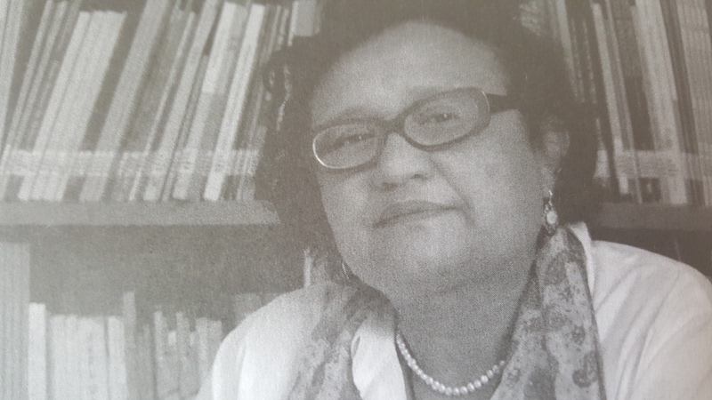 Fátima Oliveira, recorte de foto do Beto Magalhães - N Imagens